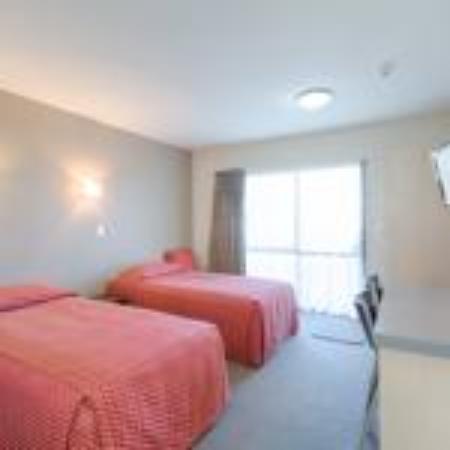 Bella Vista Motel Ashburton: twin access room  -room 2