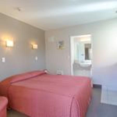 Bella Vista Motel Ashburton: Standard Queen