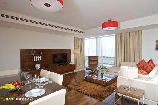 Fraser Suites Doha: One Bedroom Deluxe