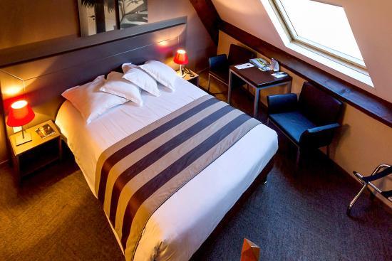 Voglans, Prancis: Guest room Chambery Le Cervolan NQTTRoom
