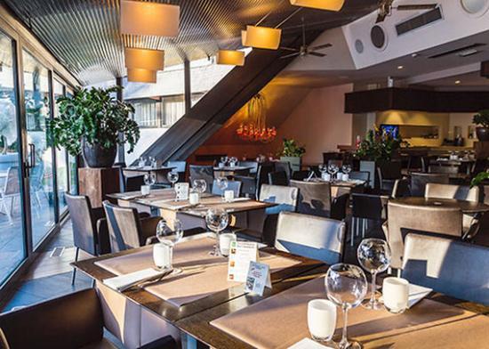 Voglans, Frankrike: Restaurant