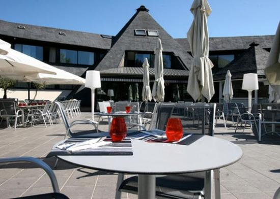 Voglans, Frankrike: Terrace