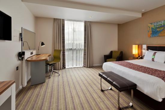 Staybridge Suites London-Stratford City: Wheelchair Accessible