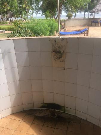 Chwaka Bay Resort : Limpieza total