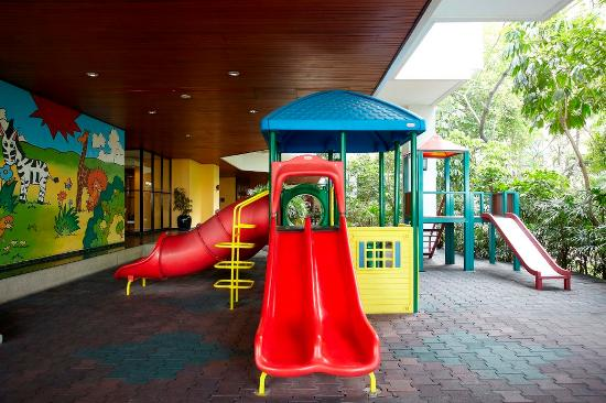Chatrium Residence Sathon Bangkok: Children Playground