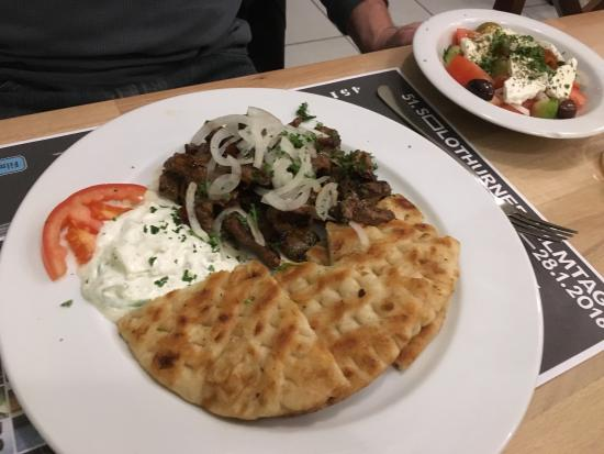 Bild von akropolis greek restaurant for Akropolis greek cuisine merrillville in