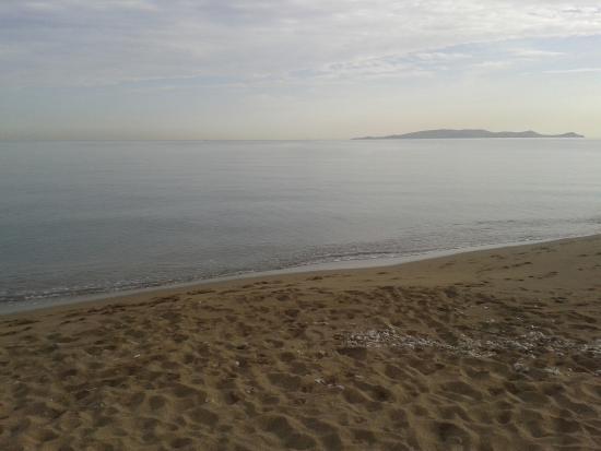 Park Hotel: пляж Амудара