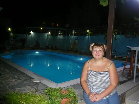 Park Hotel: бар у бассейна отеля
