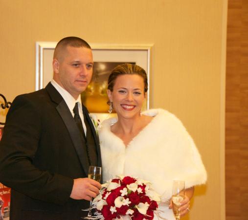 Crowne Plaza Boston Woburn: Wedding