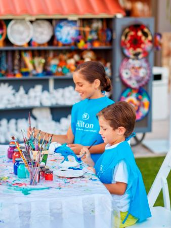 Hilton Los Cabos Beach & Golf Resort: Cabo Kids Club