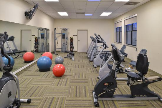 Anderson, CA: Fitness Center