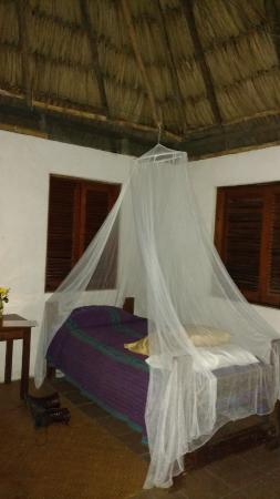 San Antonio, Belize: realistic sleeping arrangements