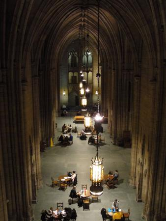 Cathedral of Learning: Study Hall