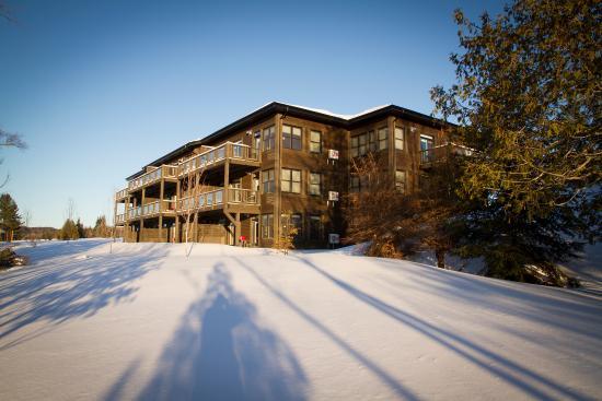 Lac-Superieur, Canada : Pavillon Tranquillité - Tranquility Pavilion