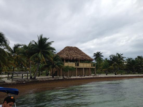 South Water Caye, Belice: Heavenly bliss for sunset drinks and/yoga