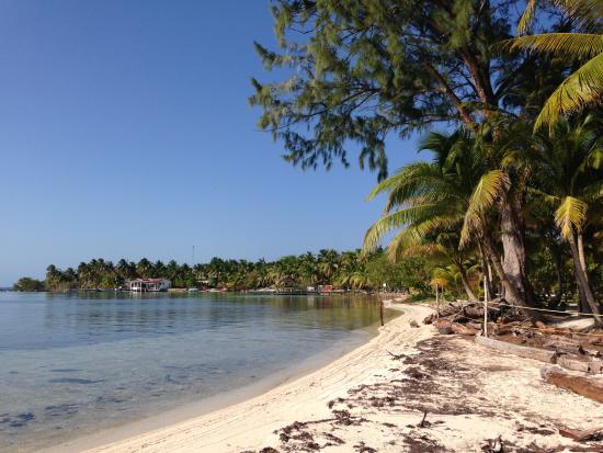 South Water Caye, Belice: your beach..