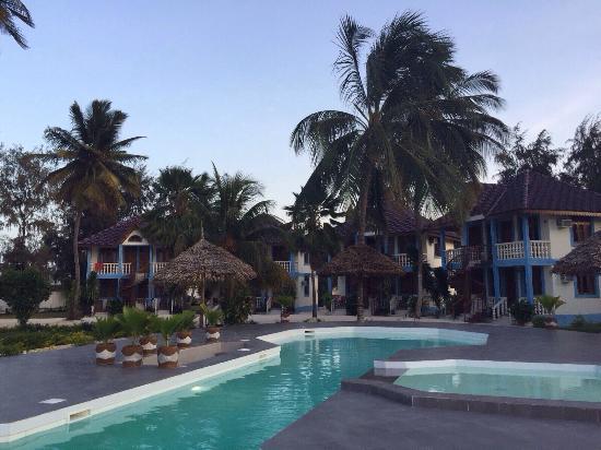 Better than a mass-tourism, chain-resort hotel