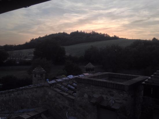 Quercegrossa, Italien: vista dalla camera