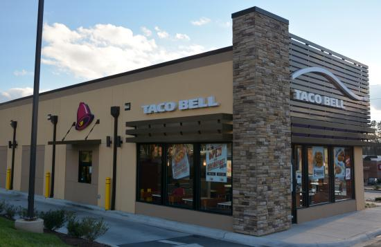 New Building Design Picture Of Taco Bell Concord Tripadvisor