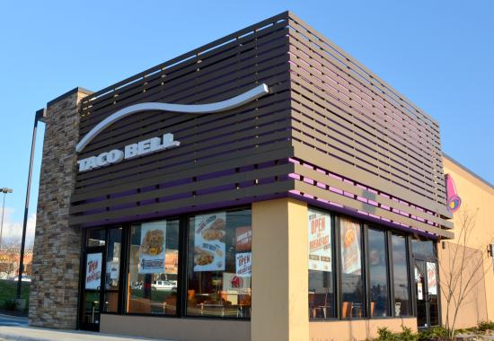 new building design picture of taco bell concord