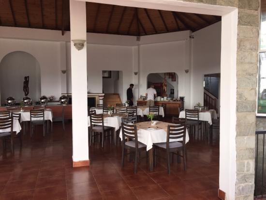 Oakray Summerhill Breeze: Restaurant