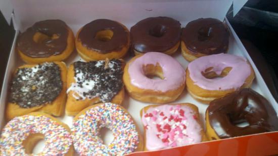 Donkin Donuts bogota