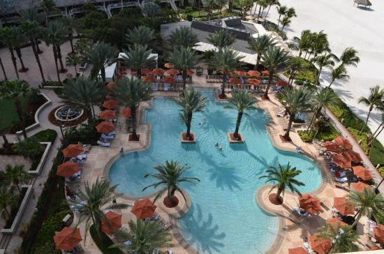one of the great pool areas picture of jw marriott marco island rh tripadvisor co uk