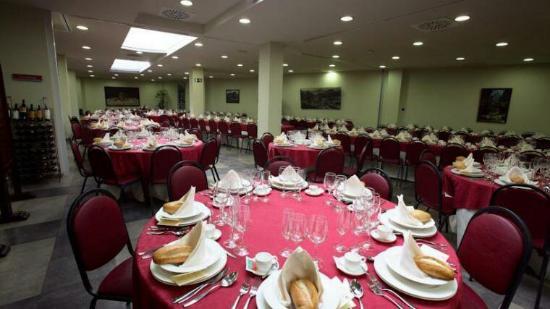 Favila: Restaurante
