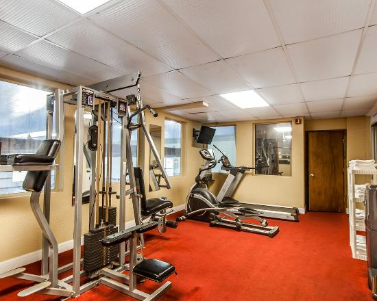 Marietta, OH : Fitness Center