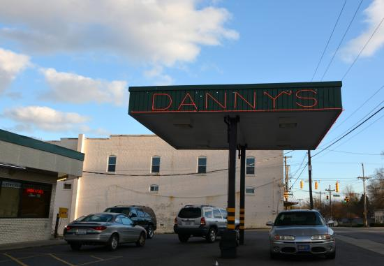 must have been a gas station at one time picture of danny s rh tripadvisor com