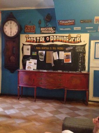 Hostal Providencia Photo