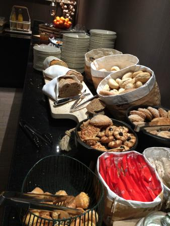 Breakfast Buffet Breads And Pastries Picture Of Radisson
