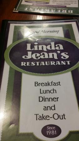 Oak Bluffs, MA: Linda Jean's Restaurant