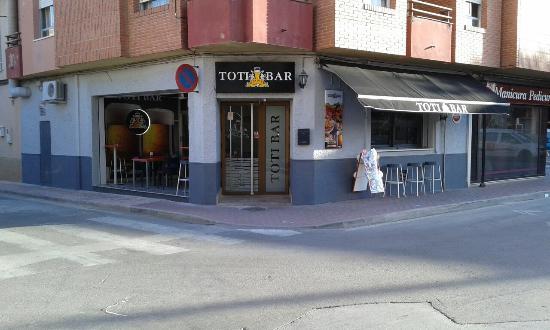 TOTI Bar