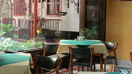 Gran Hotel: Restaurante Oro