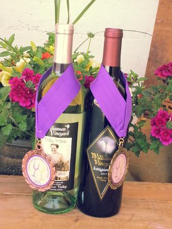Caldwell, ID: Award winning wines!