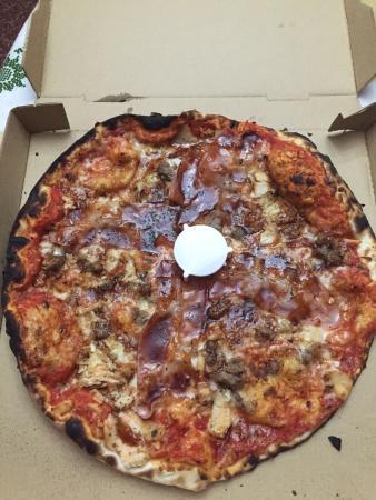 A Lena Pizzeria: Barbacoa