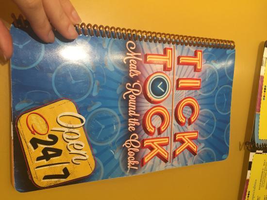 Tick Tock Diner NY Photo