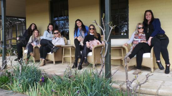 The Grape Escape: Ladies of the Manor