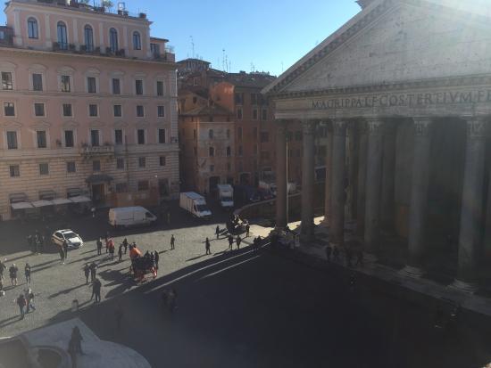Hotel Pantheon Royal Suite Roma