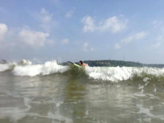 Ahikava Surf School Photo