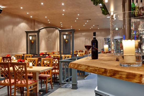 Hotel Koenigshof: Restaurant