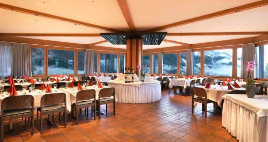 Seeblick Hohenhotel: Restaurant - Panoramasaal