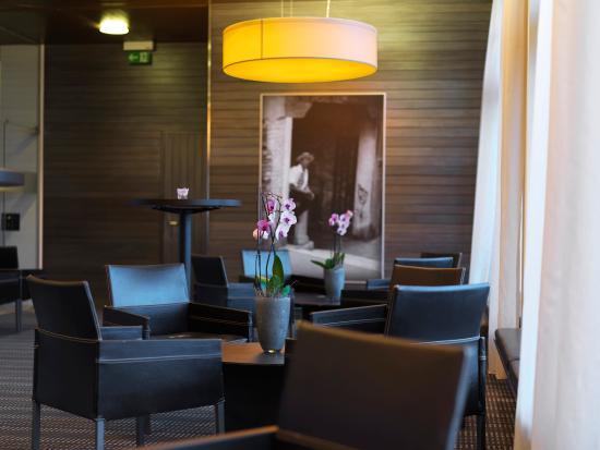 Seeblick Hohenhotel: Lounge