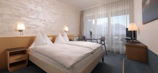 Seeblick Hohenhotel: Doppelzimmer mit Seesicht