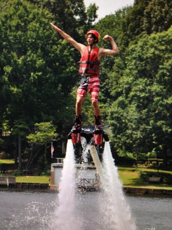 Central Georgia Flyboarding, LLC