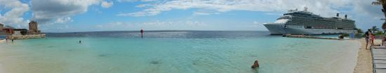 Renaissance Curacao Resort & Casino: Praia