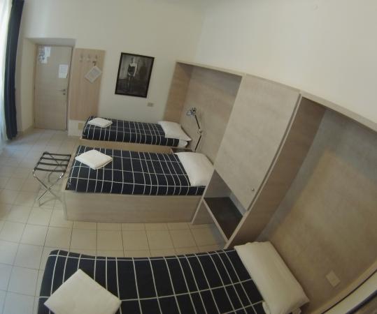 B&B Olga's House: Camera Tripla - Triple Room
