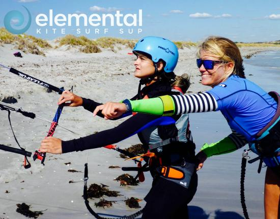 Elemental KITE SURF SUP