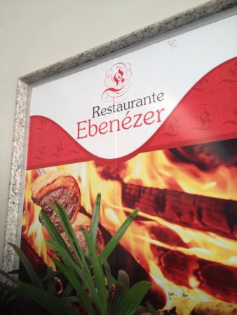 Ebenezer Restaurante: Vá antes de meio dia